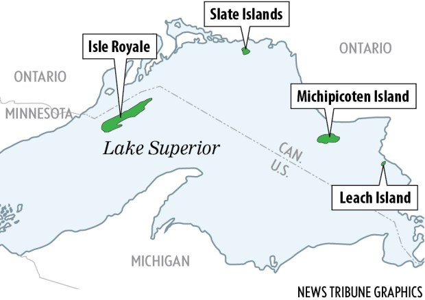 Endangered Lake Superior Caribou Helicoptered To Island With No