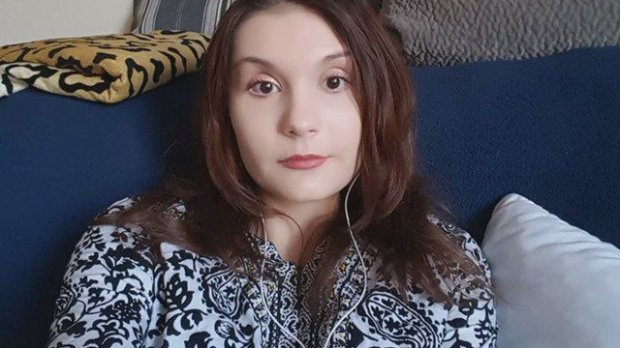 Cristina Prodan, 27, of Edina, is believed to have been killed by her boyfriend, Joseph Porter, and her body burned in a shipping container in New Orleans. (Courtesy of crimewatchers.net)
