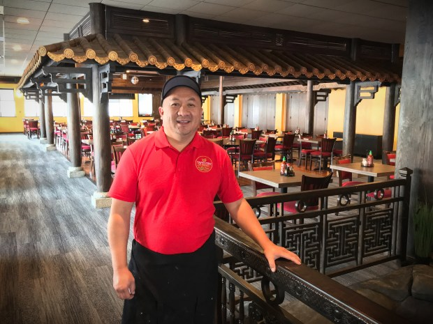 Tieng Vang, chef at Tapestry in St. Paul. (Nancy Ngo / Pioneer Press)
