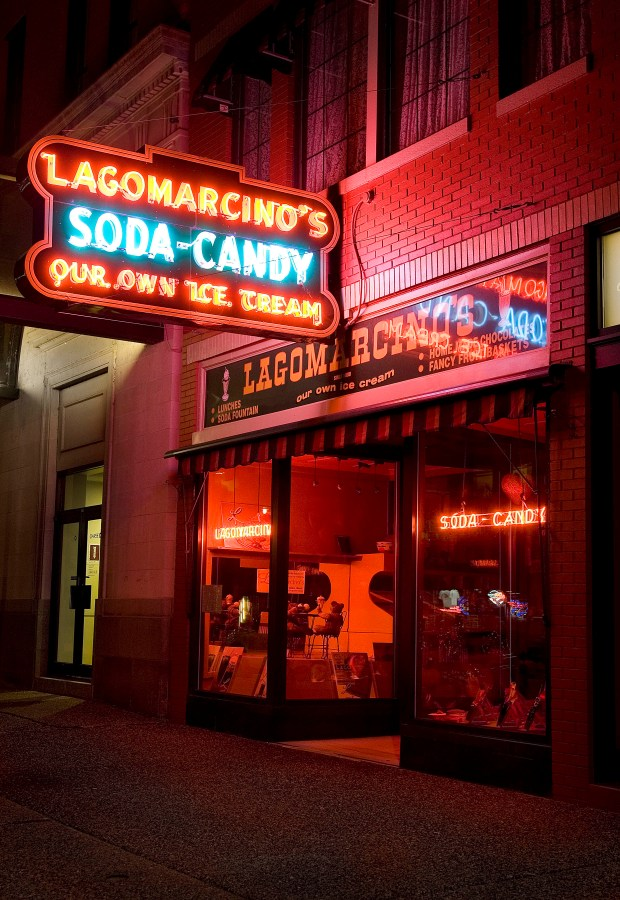 Lagomarcino's (Courtesy of the Quad Cities Convention & Visitors Bureau)