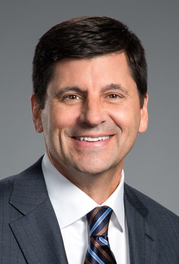 Michael Guyette, president/CEO of Blue Cross and Blue Shield of Minnesota, is leaving the Eagan-based company in March 2018 to join VSP Global. (Courtesy of VSP Global)
