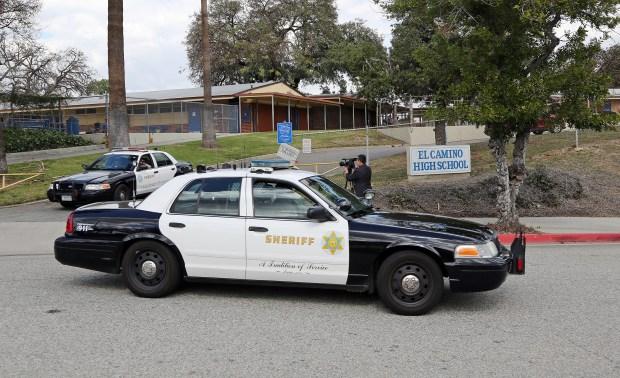 El Camino High School Shooting