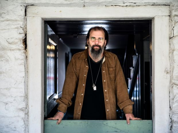 "American singer-songwriter Steve Earle, for his album ""So You Wannabe An Outlaw."" CREDIT: Chad Batka"
