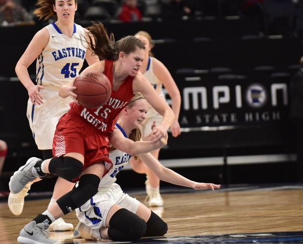 Class 4A girls basketball: Eastview bests Lakeville North ...