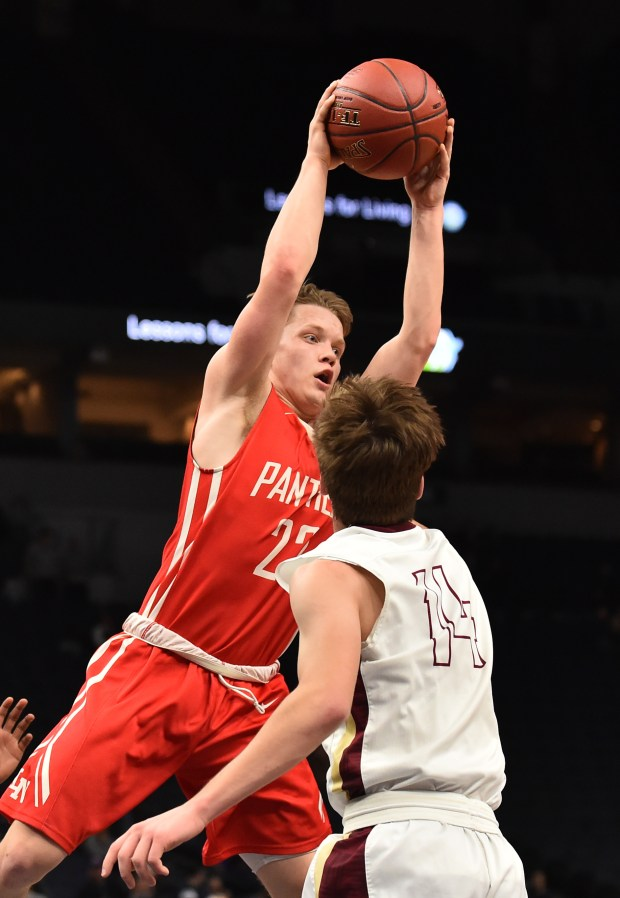 Class 4A boys basketball: Hot shooting leads Lakeville ...
