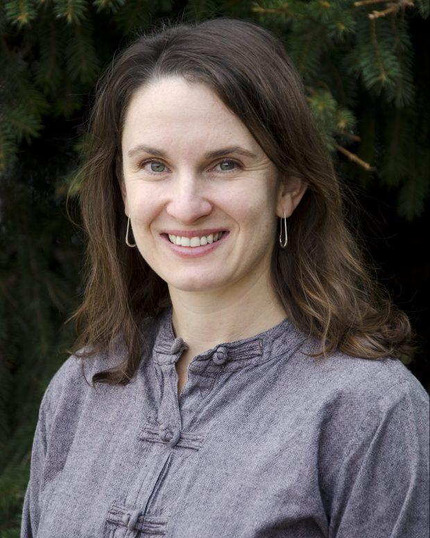 Leslie McInenly, Big Game Program Leader, Division of Wildlife