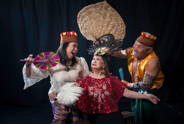 """Pangea World Theater and Teatro del Pueblo present """"Isla Tuliro,"""" a fable in three languages, through April 22 at Southern Theater in Minneapolis. (Courtesy photo)"""