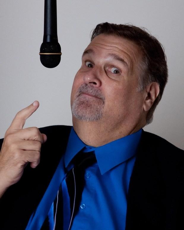 Comedian Scott Hansen