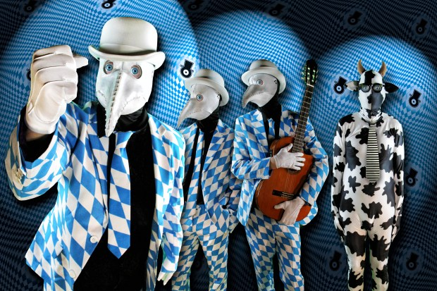 Long-running San Francisco avant garde rock band the Residents