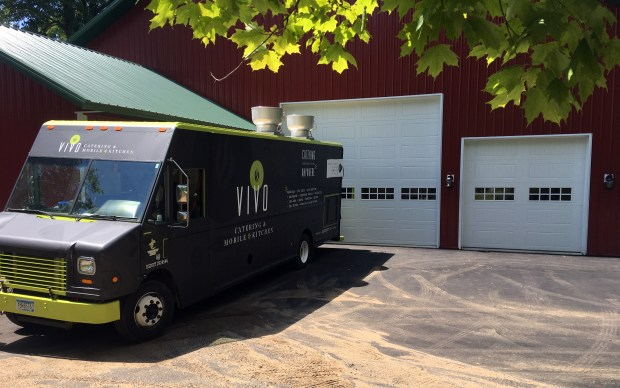 VIVO Catering and Mobile Kitchen (Courtesy of VIVO Kitchen)