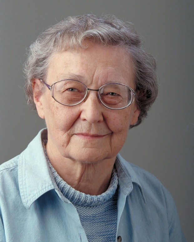 Rhoda R. Gilman, a Minnesota historian and founding member of the state's Green Party, died May 9, 2018. Courtesy of Carolyn Gilman)