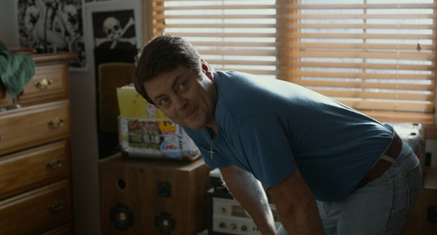"""Nick Offerman is in """"The House of Tomorrow."""""""