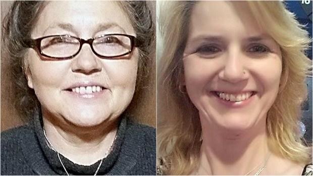 Joyce Ann Engelbrecht and Rachel Elaine Linder