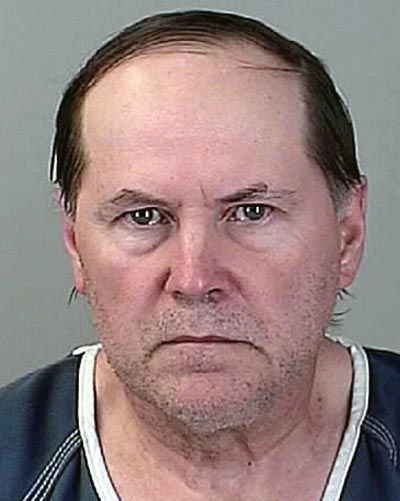 Scott Francis Engelbrecht, 59, was charged Monday, June 18, 2018, in Watonwan County with two counts of second-degree murder charges for the shooting deaths of his wife, Joyce Ann Engelbrecht, 67, and stepdaughter, Rachel Elaine Linder, 43. (Courtesy of the Wantonwan County sheriff's office via AP)