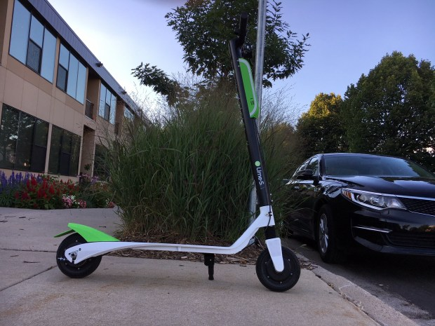As St  Paul battles Bird, Lime rolls 100 more e-scooters into