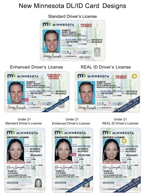 Minnesota Is Rolling Out New Drivers Licenses And Ids Heres What