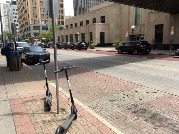 Despite being told to leave, electric scooter company Bird sails