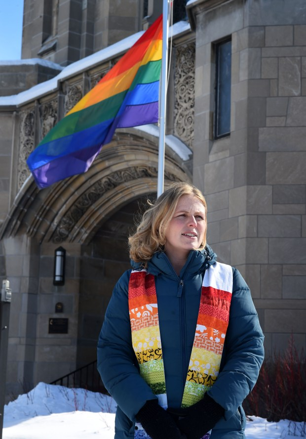 Minnesota Methodists confront possible split over LGBT recognition