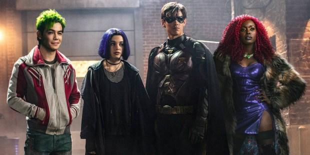 Superheroes behaving badly: 12 crusading TV series target mature