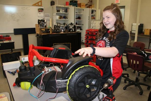 Farmington High School Robotics Team Invited To White House