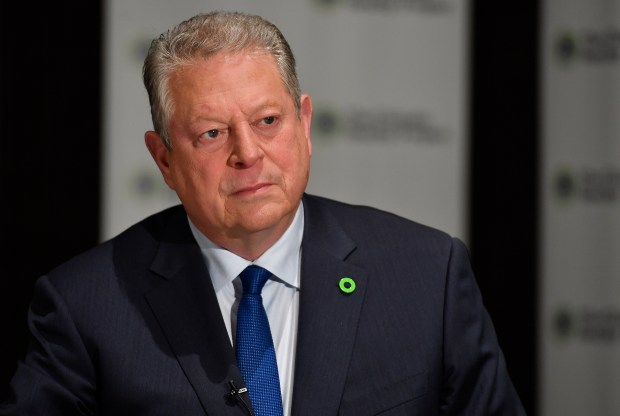 Al Gore is leading a climate conference this weekend in Minneapolis. Thomas Friedman, Tim Walz and Melvin Carter to participate.