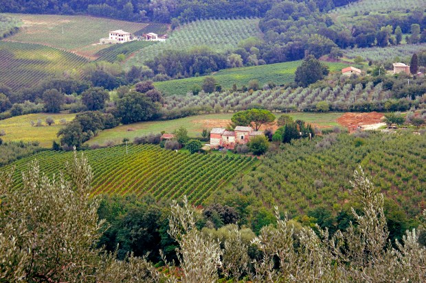 Travel to Tuscany with the Pioneer Press food writers