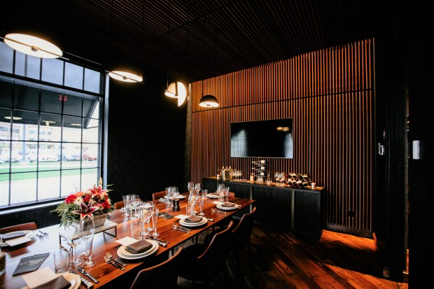 Minneapolis St Paul Restaurants Party Spaces For The Holidays