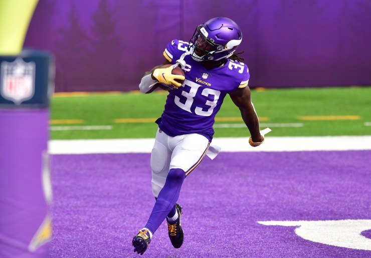 Vikings star Dalvin Cook focuses on building on standout performance