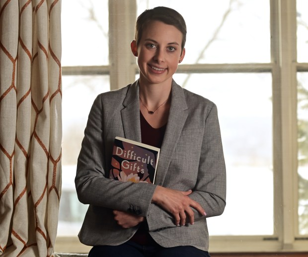 St. Paul woman publishes memoir about journey with terminal brain tumor