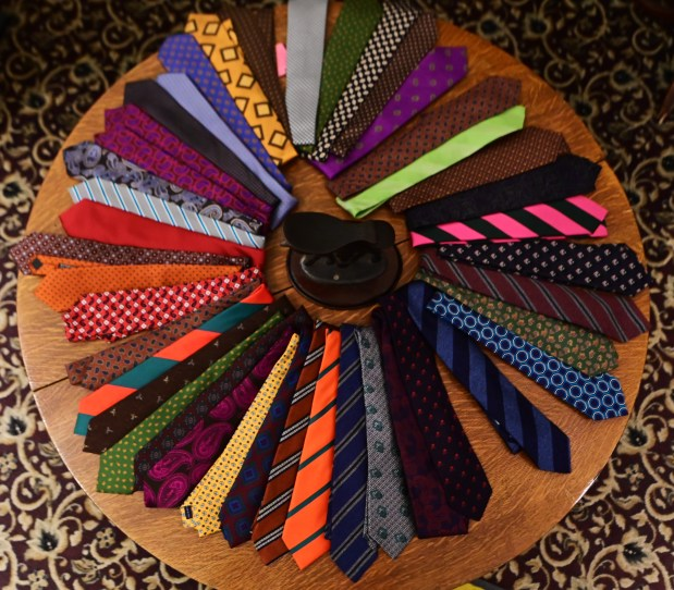 In St. Paul's Heimie's Haberdashery, through the story of tailoring