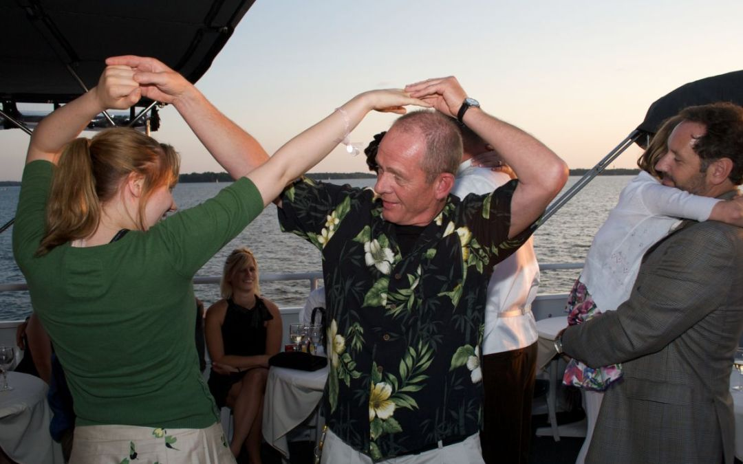 5 Reasons to Have Your Retirement Party On a Private Charter