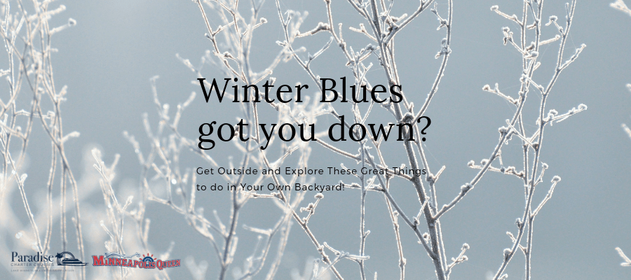 Feeling the Winter Blues? Get Outside and Explore These Great Things to do in Your Own Backyard!
