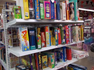 Thrift Store Shopping deals on games
