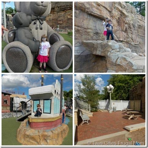 Teddy Bear Park in Stillwater
