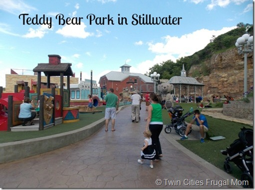 Teddy Bear Park Stillwater