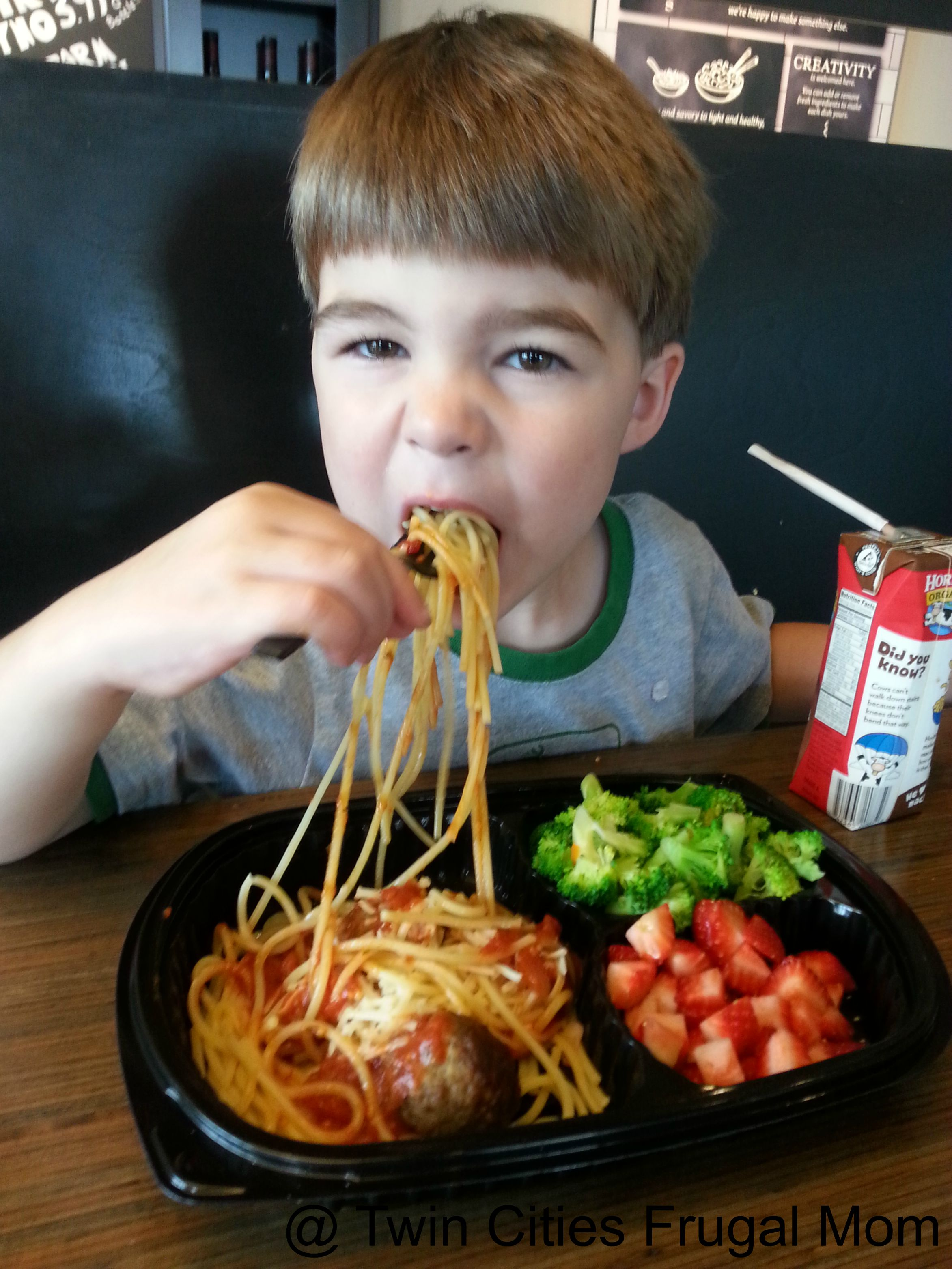 photo about Noodles and Company Printable Menu called Noodles Business $5.00 Little ones Food a GIVEAWAY! - Dual