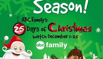 abc familys 25 days of christmas on dvd and tv schedule 2015 - 25 Days Of Christmas Abc Family