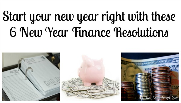 new year finance resolutions