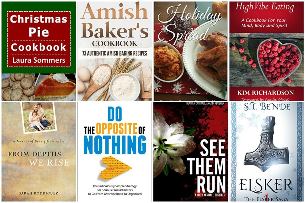 Free Kindle Book List – December 18, 2017 - Twin Cities