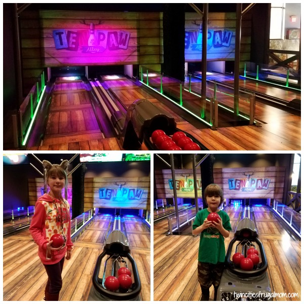 Great Wolf Lodge Bloomington Bowling