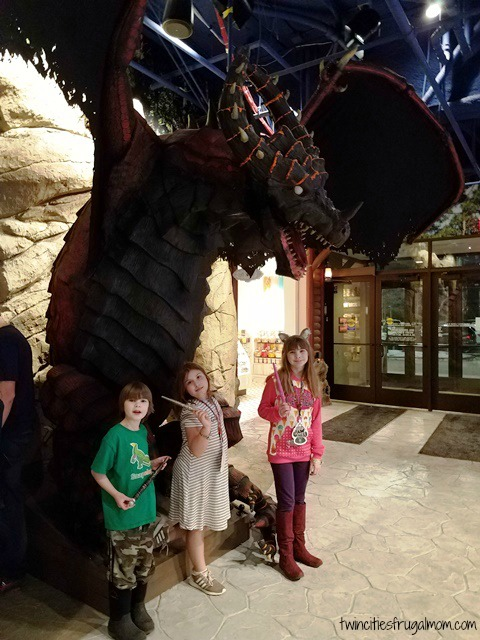 Great Wolf Lodge Bloomington MagiQuest