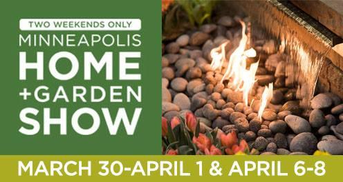 Minneapolis Home Garden Show 2018
