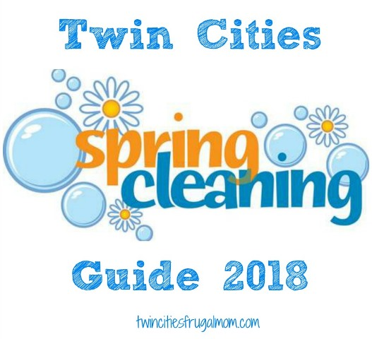 Twin Cities Spring Cleaning Guide 2018