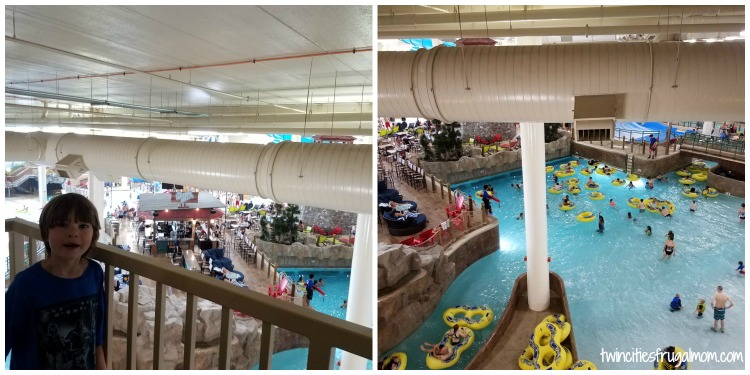 Great Wolf Lodge Bloomington Waterpark Room View