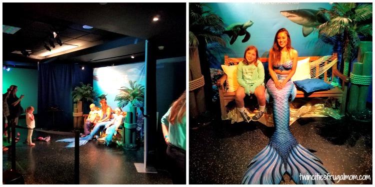 Sea Life Mall of America Mermaid Photo
