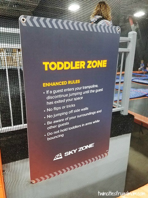 photograph about Sky Zone Printable Coupons known as Bouncing off the Partitions at Sky Zone - Already inside of Blaine and