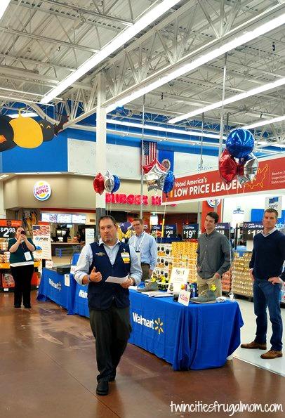 Walmart Jobs Event