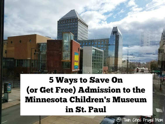 Minnesota Children's Museum discount