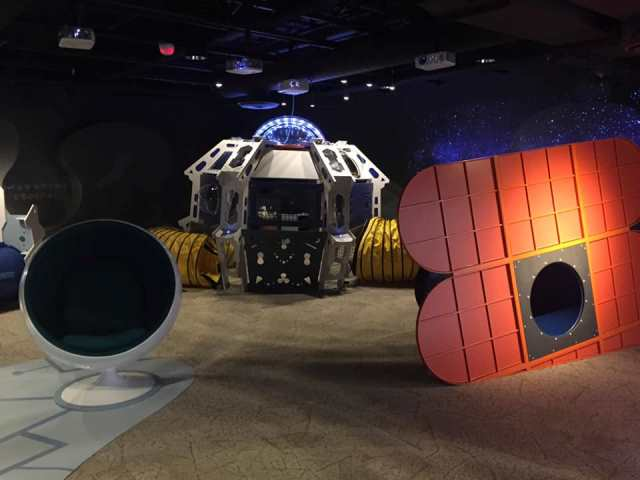 Minnesota Children's Museum Cosmic Junkyard