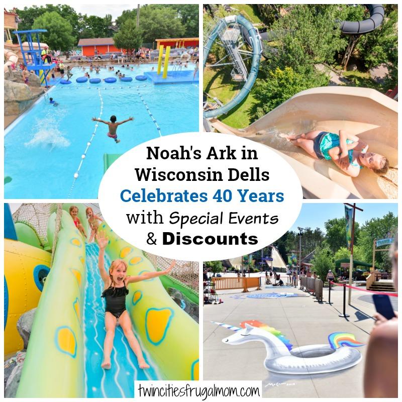 Noah's Ark Waterpark Wisconsin Dells
